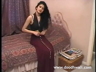 Shabana Kausar Brit Indian Housemaid Onanism