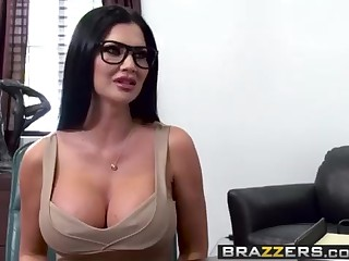 Giant Orbs at Performance -  Quid Professional Inhale episode starring Jasmine Jae  Keiran Lee