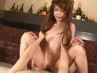 Asian princes satiated up magic magic wand and slit creampied